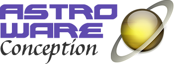 AstroWare Conception Logo