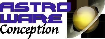 AstroWare Conception Logo